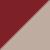 2X0088-Red/Beige