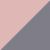 2X0091-Pink/Grey