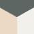 3X0035-Green/Beige/Ivory