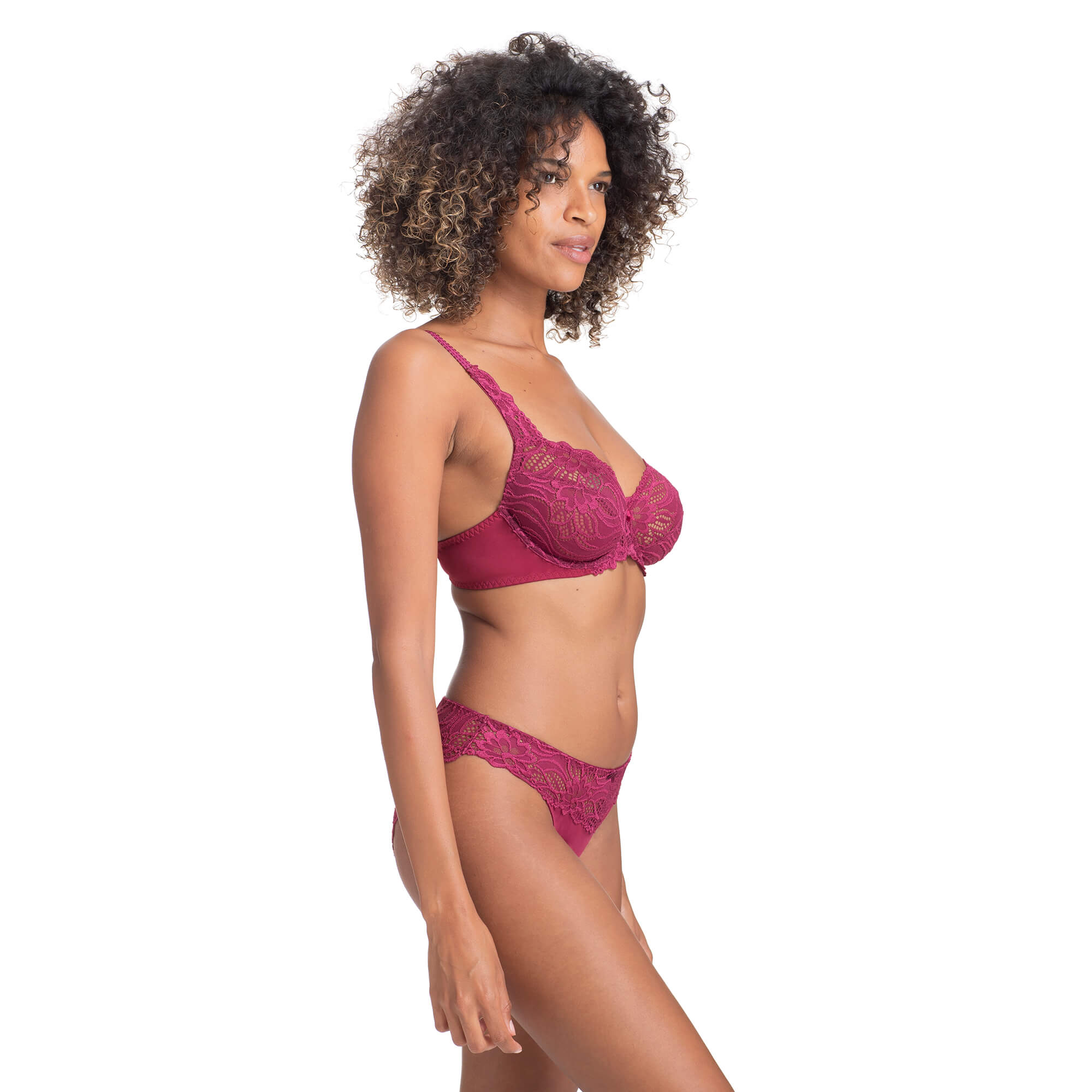 D001033   ANGIE-2PP NON PADDED BRA