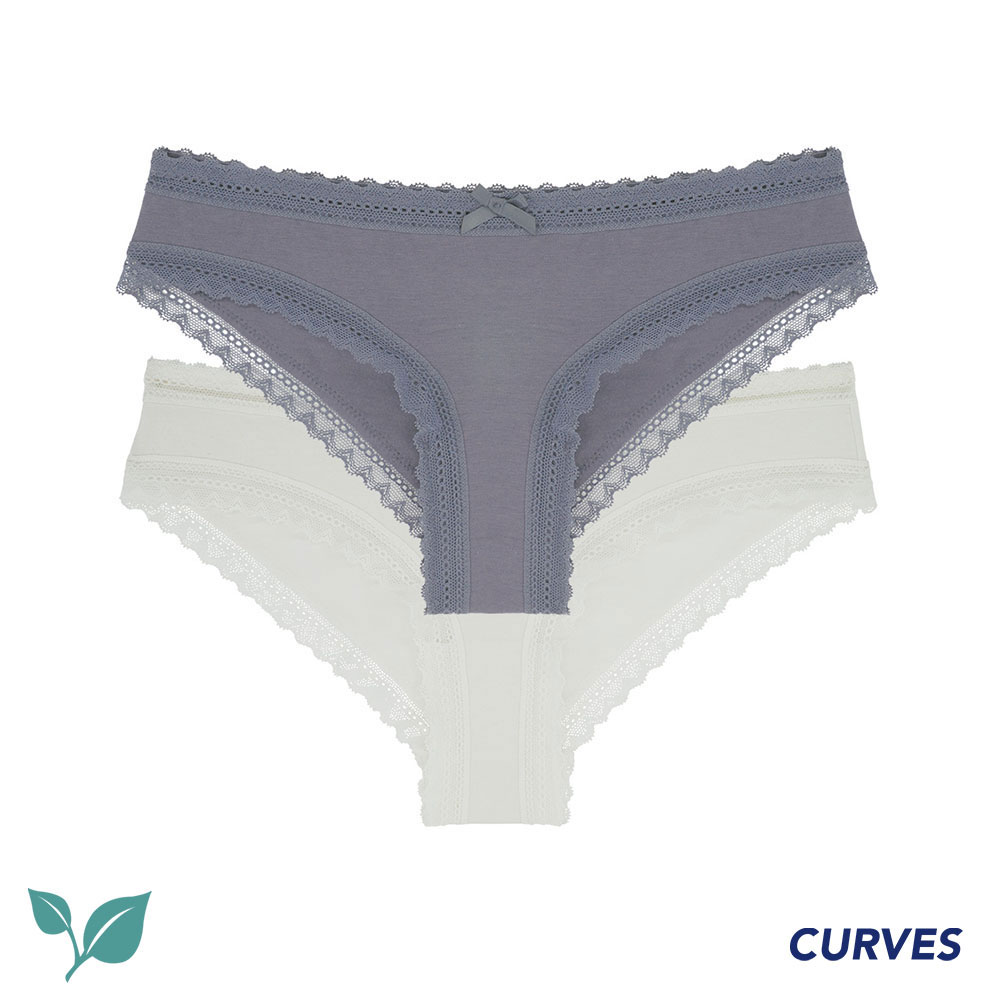 D000003 | LILA-2PP CHEEKY HIPSTER