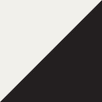 2X0101-IVORY-BLACK